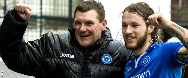 Tommy Wright and Stevie May