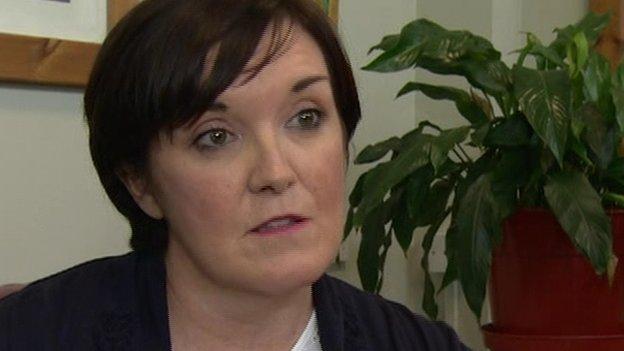 Orla McCann of Disability Action said