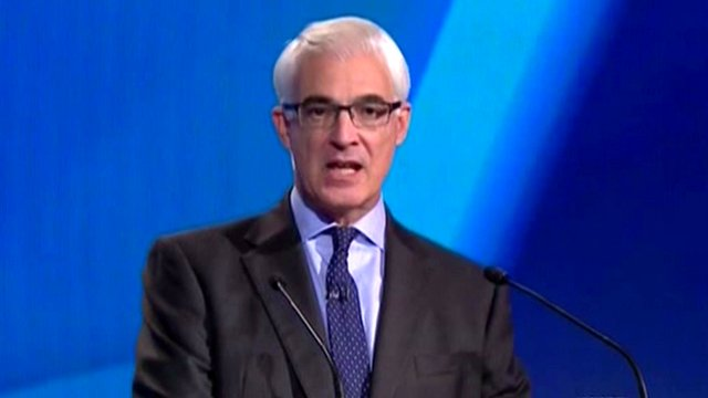 Alistair Darling MP