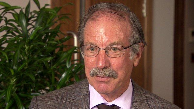 Professor Jack Cuzick