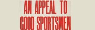 Clapton Orient recruitment poster