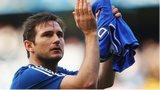 Frank Lampard in Chelsea farewell