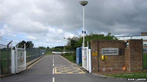 Dorset Police Headquarters, Winfrith