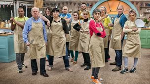 Photo of the twelve contestants who will be taking part in the fifth series of The Great British Bake Off which will air on BBC1