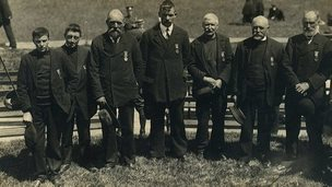 Lusitania crew