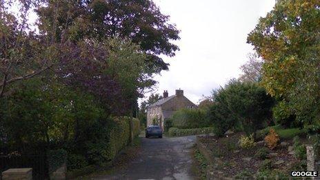 Pinfold Lane