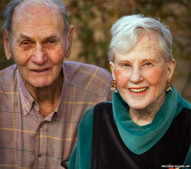 Don and Maxine Simpson
