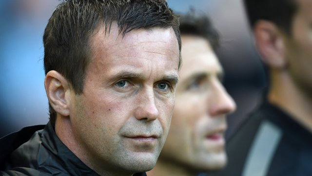 Interview - Celtic manager Ronny Deila