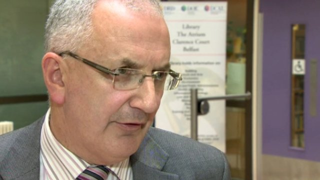 Lights may not be repaired during the winter, according to the minister Danny Kennedy