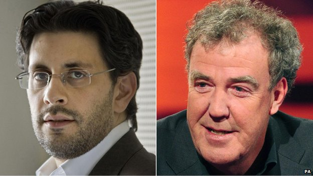 Danny Cohen/Jeremy Clarkson