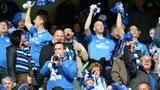 St Johnstone fans celebrated a Scottish Cup win last season