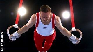 Men's artistic gymnastics - the rings