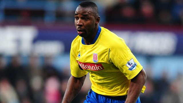 Vincent Pericard, Stoke City