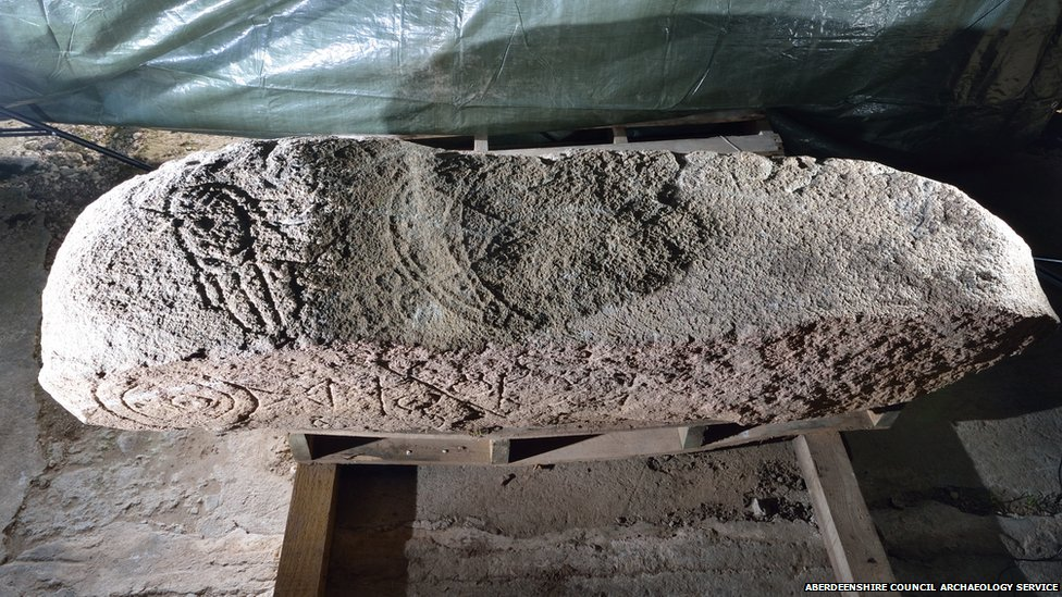 Rolling stone archaeologist try to unlock secrets of