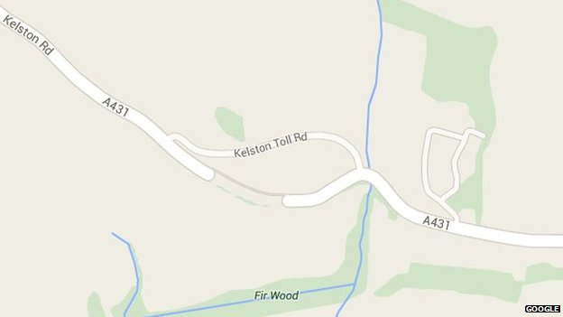 Kelston Toll Road, Somerset