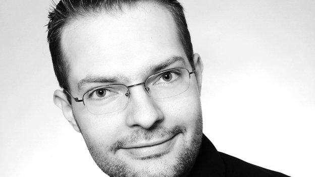 counsellor Daniel Koehler