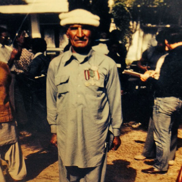 Amir Mehdi (in 1994)
