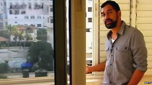 Srinivasan Jain reports from Gaza (4 August 2014)
