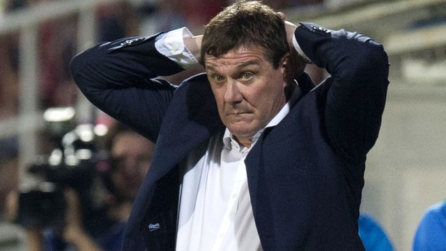 Interview - St Johnstone boss Tommy Wright