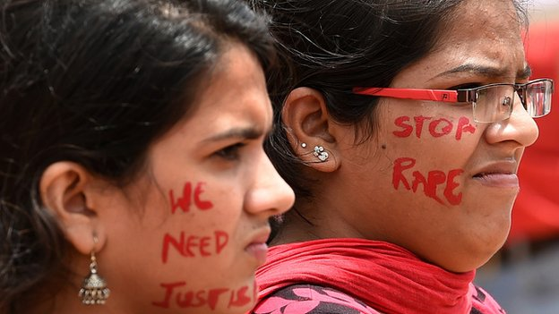 Rape crimes have caused outrage and widespread protests in India in recent years