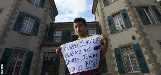 Luis Suarez appeal hearing