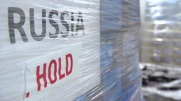 Стив Майер: Российское эмбарго – не сюрприз. Но что это значит?