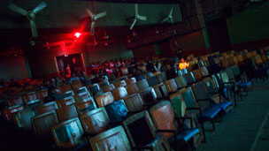 cinema in Peshawar