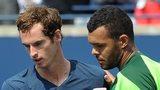 Andy Murray and Jo-Wilfried Tsonga