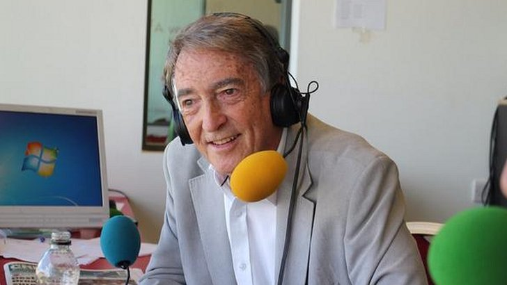 Gordon Burns on TMS