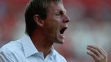 Stuart Pearce's claimed a comfortable victory in his first game in charge of Nottingham Forest