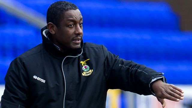 Interview - Inverness CT assistant manager Russell Latapy