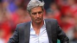 Blackpool manager Jose Riga