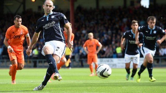 Highlights - Dundee 1-1 Kilmarnock