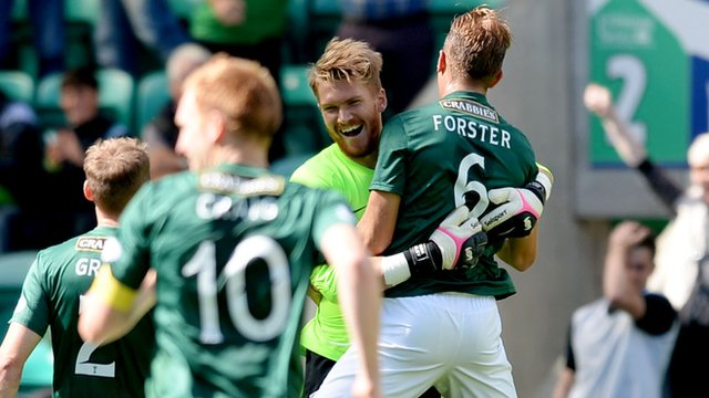Highlights - Hibernian 2-1 Livingston