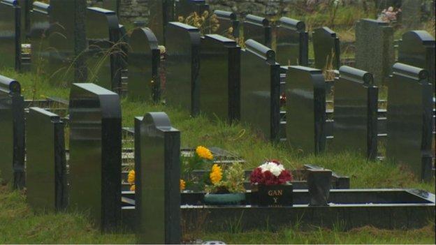 Bethel graveyard