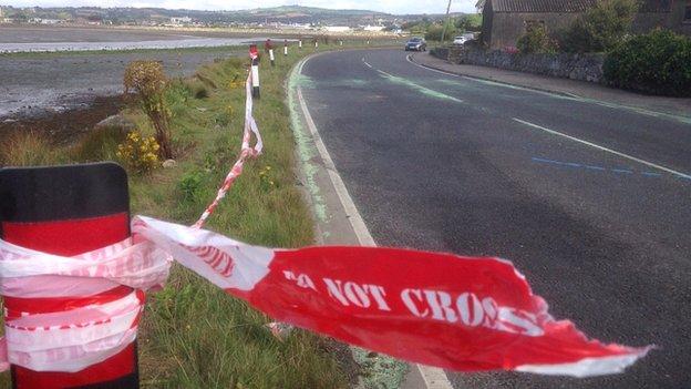 Car Accident Derrylin