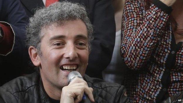 Ignacio Hurban on 5 August 2014