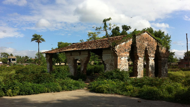 Opium barn