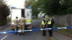 Homes Evacuated over WW2 Bomb Fears