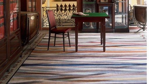 Paul Smith Carnival rug