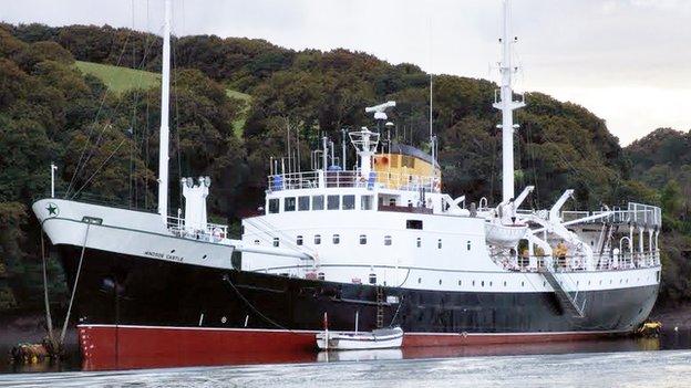MV Windsor Castle