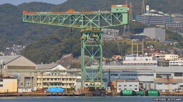 Nagasaki Giant Cantilever Crane