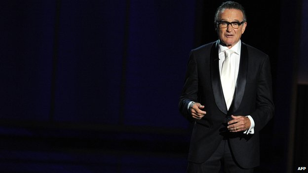 On stage at the 65th Annual Primetime Emmy Awards in Los Angeles