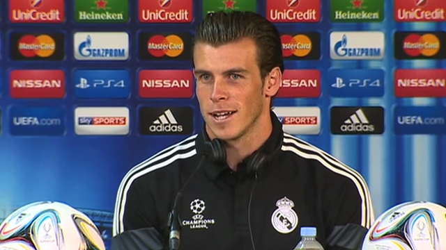 Real Madrid's Gareth Bale not feeling home town pressure