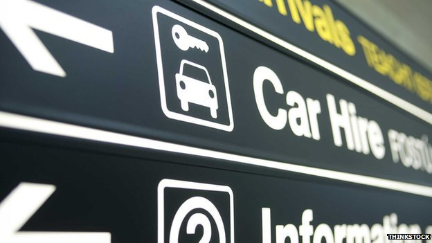 Car hire prices 'unfairly vary' across EU | BBC News