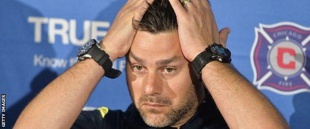 Tottenham coach Mauricio Pochettino