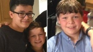 Three brothers missing from Sunderland