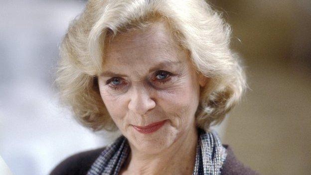Lauren Bacall, 1993