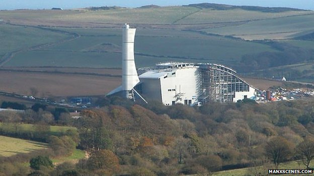 The Energy from Waste Plant, Isle of Man