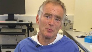 Dr Tim Brooks